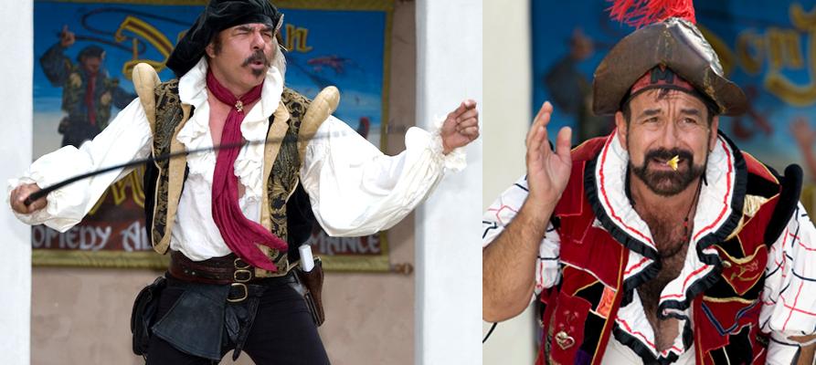 Don Juan & Miguel