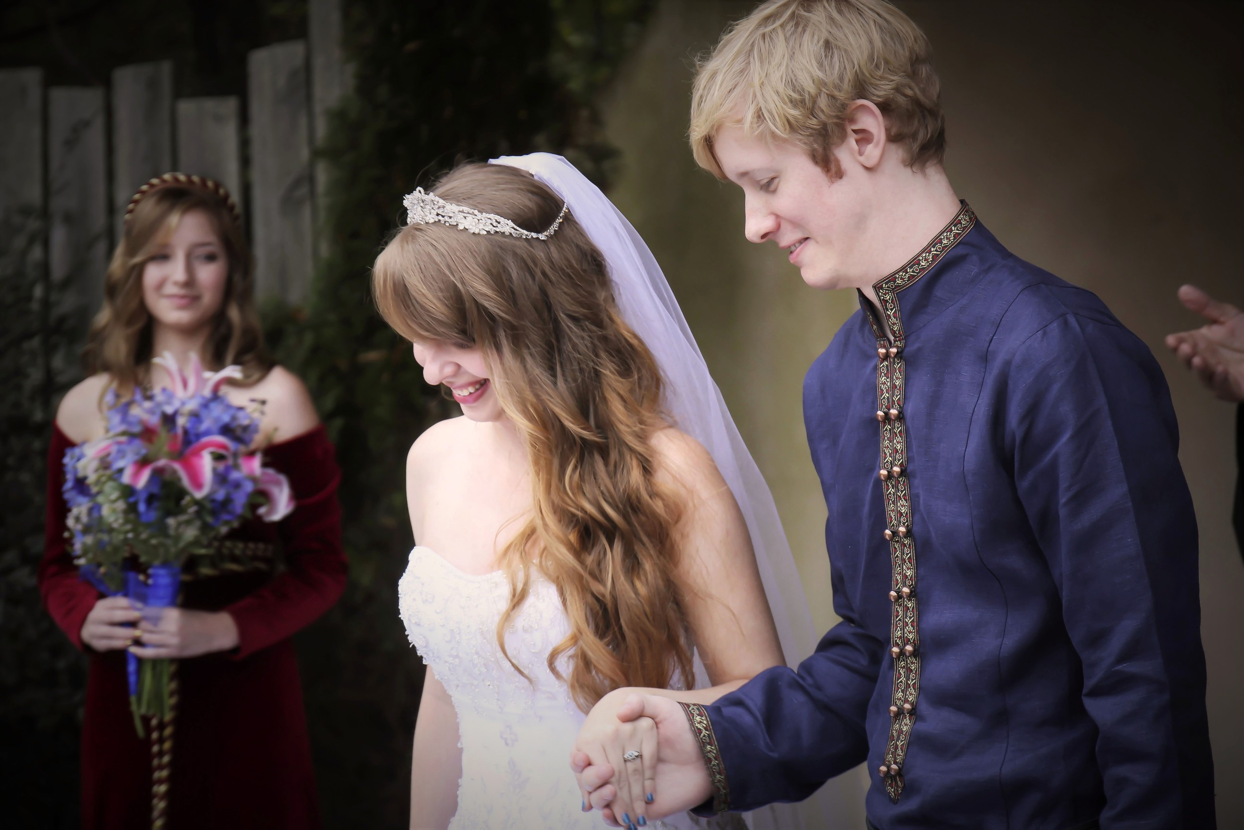 Photo by Cachet Weddings  www.cachetweddings.com