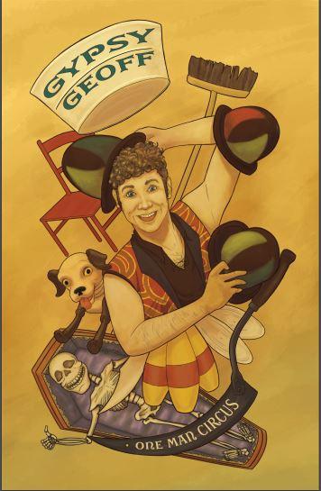 Gypsy Geoff - Fire Circus Show!