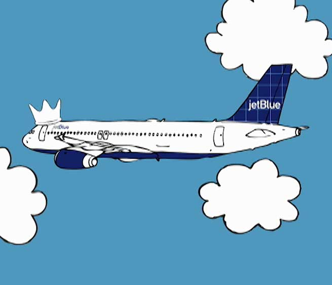 JetBlue: Vivian Bertman