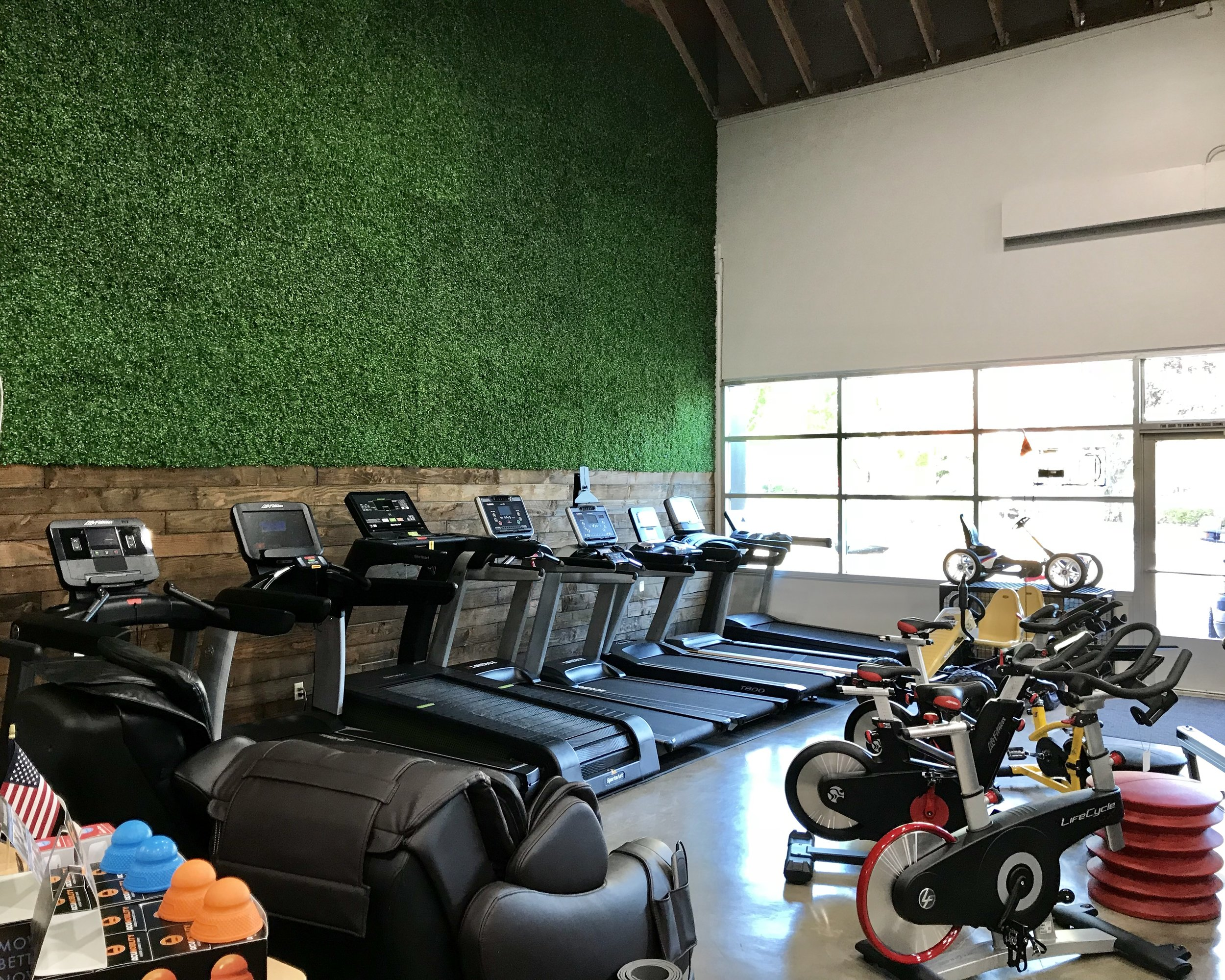 The largest selection of Exercise Equipment in the Northwest - Come in and see for yourself!
