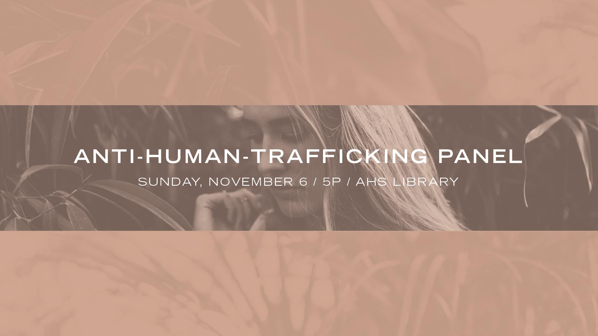 Anti-Human-Trafficking Slide