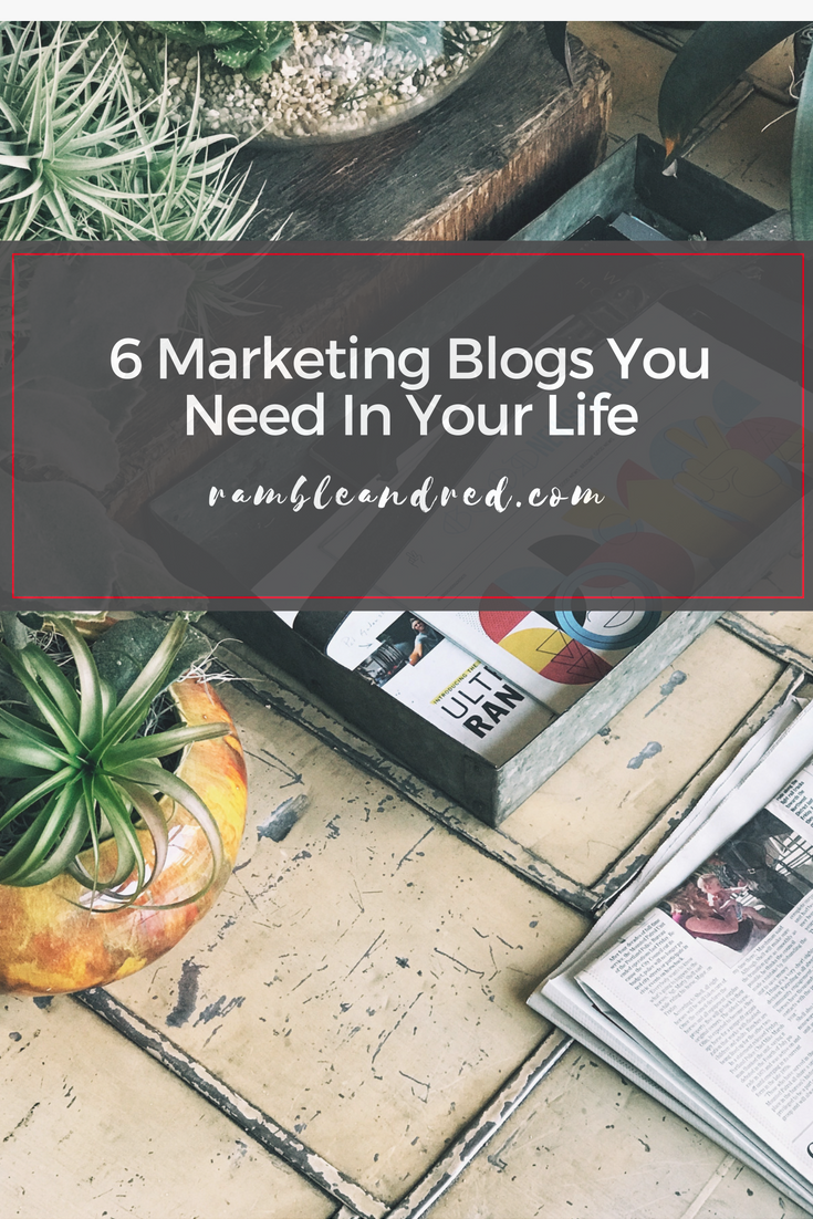 Digital marketing newsletters and blogs worth subscribing to
