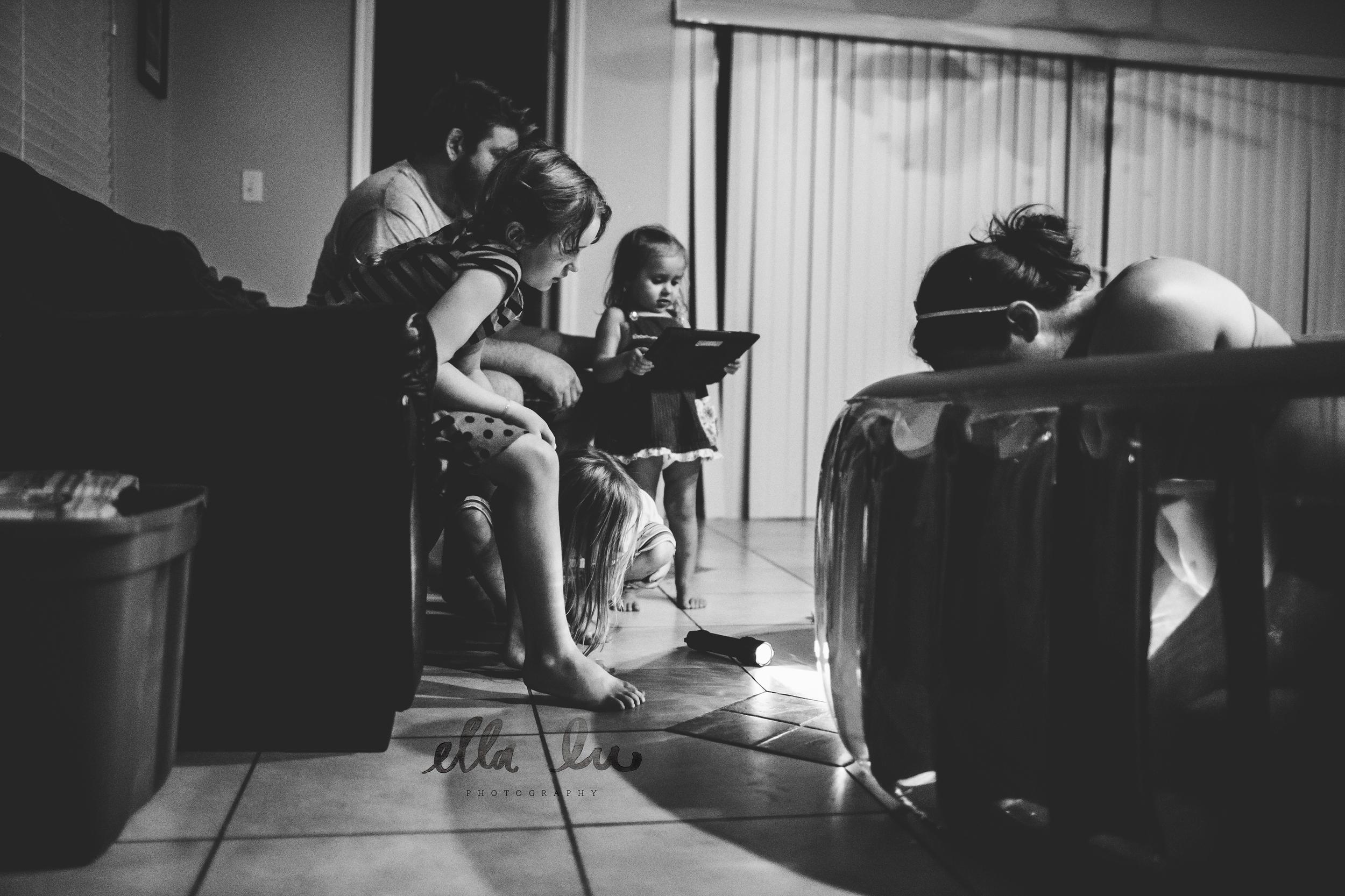Florida Homebirth Photography Birth Becomes Her