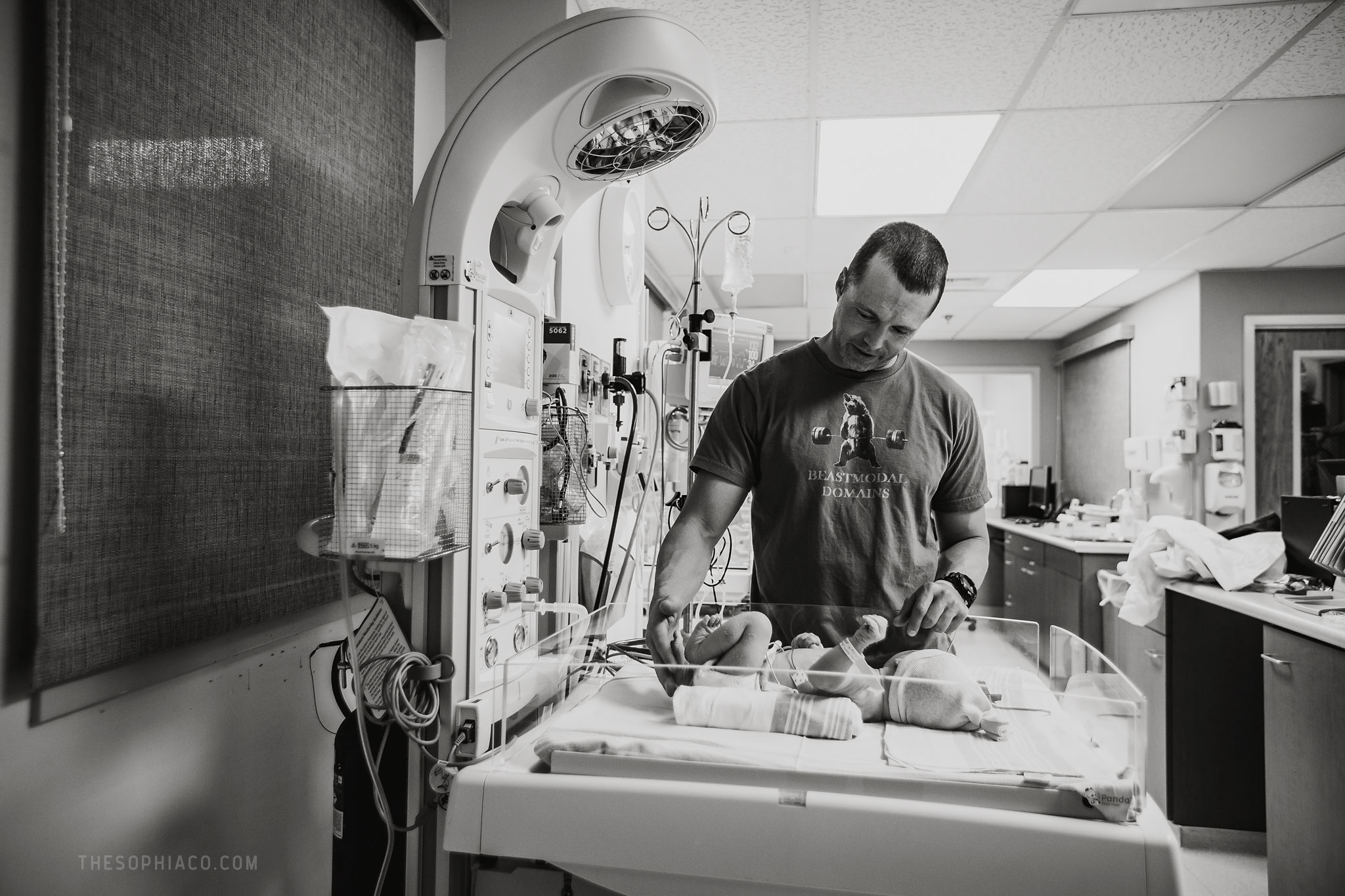 c section birth photography hawaii