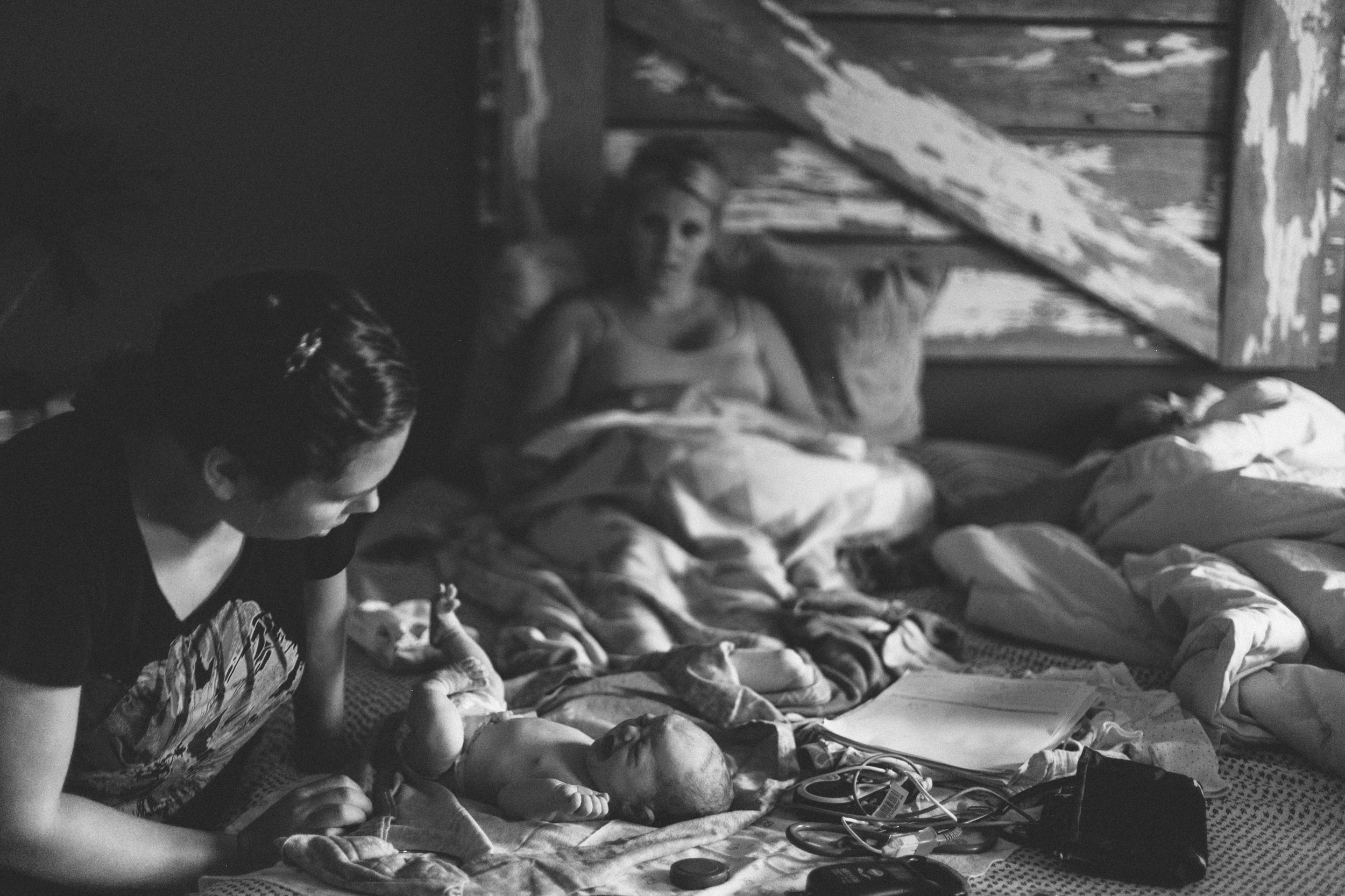 nashville homebirth vbac hbac birth photography