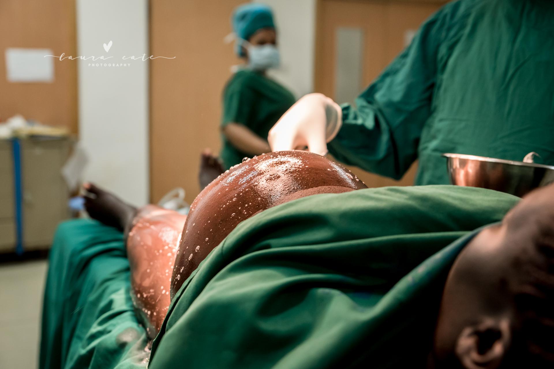 "Laura Wando of Laura Cate Photography – Serving Kampala, Uganda – ""Before the Cut"""