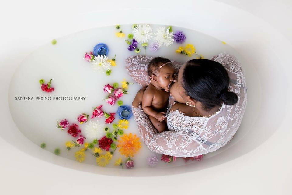 Sabrena Rexing Photography  /  www.sabrenarexingphotography.com   After 4 devastating losses, this rainbow baby was worth the wait. Even though she came early, mom fought to breastfeed exclusively and has given her a beautiful start in life!
