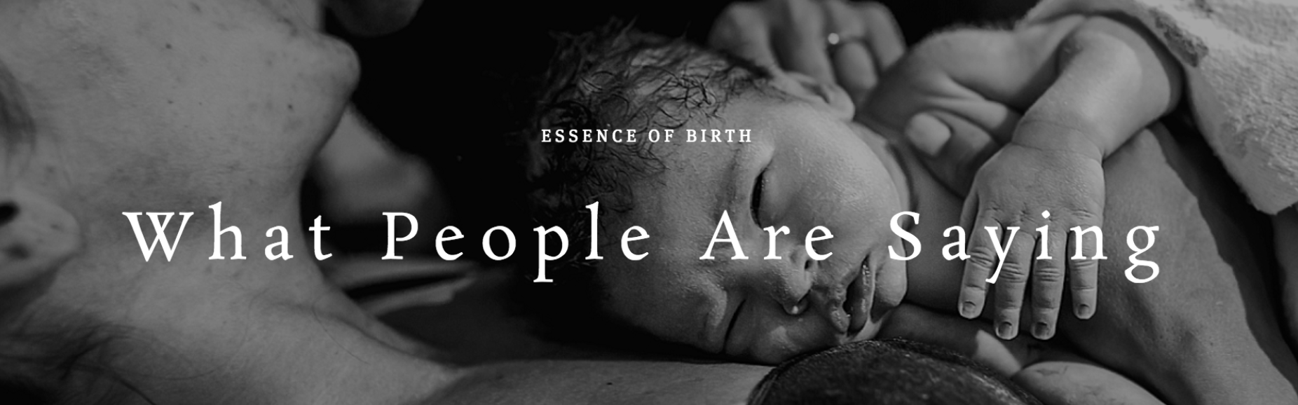 online birth photography course testimonials