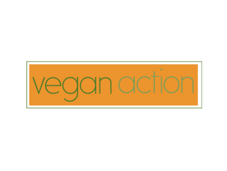 Huge thanks to VEGAN ACTION for being a continuing sponsor!
