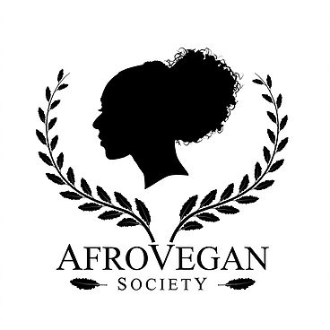 """AFRO-VEGAN SOCIETY  """"Through community engagement, event planning, providing vegan resources, and writing, AVS is working to make the vegan lifestyle accessible, affordable, and approachable in predominately black areas and neighborhoods."""""""
