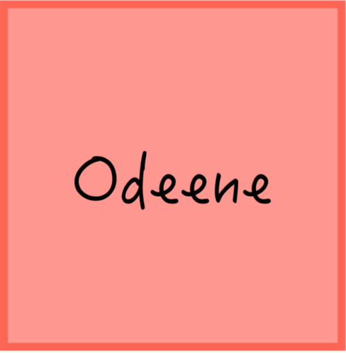 """ODEENE  """"Hand-crafted and vegan body products."""""""