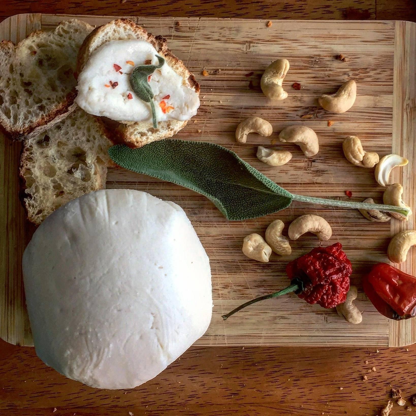 UNMOO, Richmond  Cultured vegan cheeses