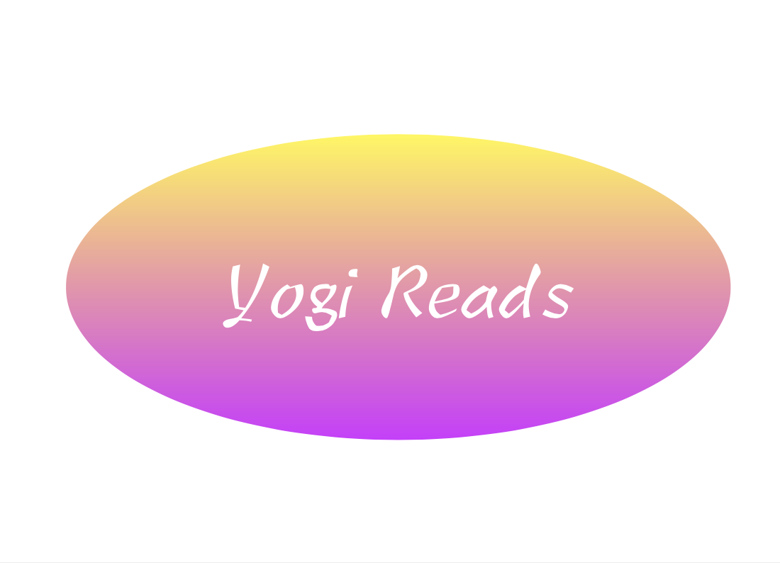 "YOGI READS  ""Promote healthy lifestyle through books on yoga, meditation, plant based living."""