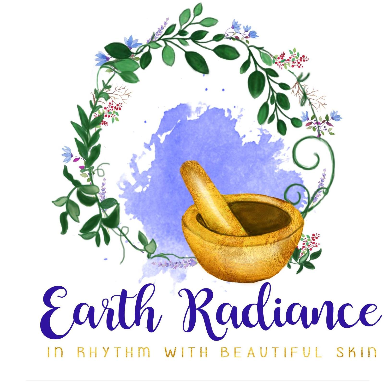 "EARTH RADIANCE  ""My company was established on May 2018 giving people the experience of all natural, vegan, & gluten free skin care products. This product is developed from the Ayurvedic decent a holistic science practiced in India for many decades. This product is kept free from all the additives like fragrance, chemicals, dyes and more."""