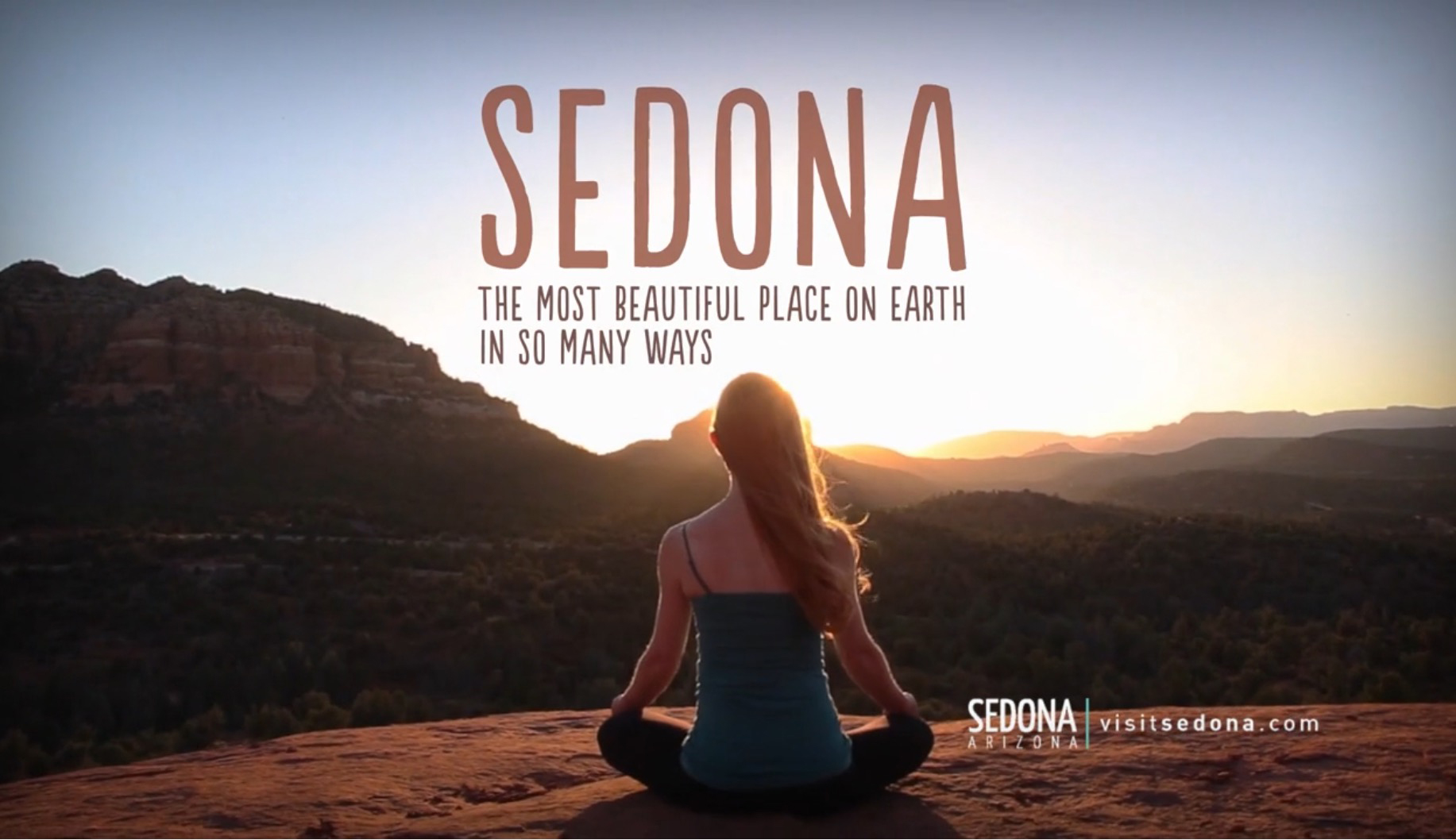 Advertising Campaign for Sedona Chamber of Commerce and Tourism