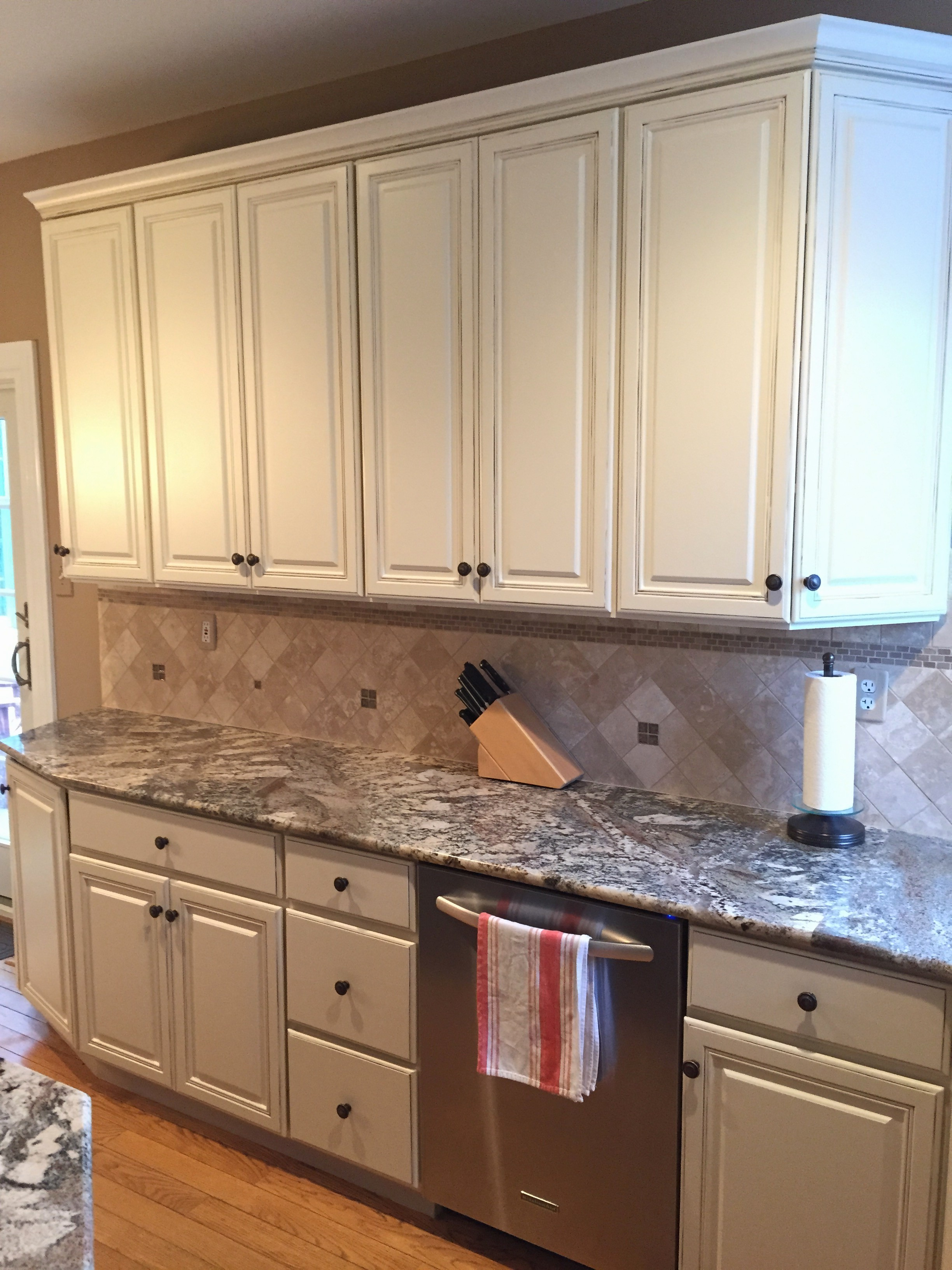 Kitchen Cabinet Painting in West Chester, PA