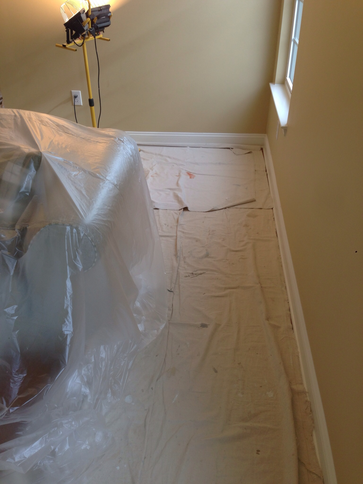 Interior Painting - Surface Protection Downingtown, PA