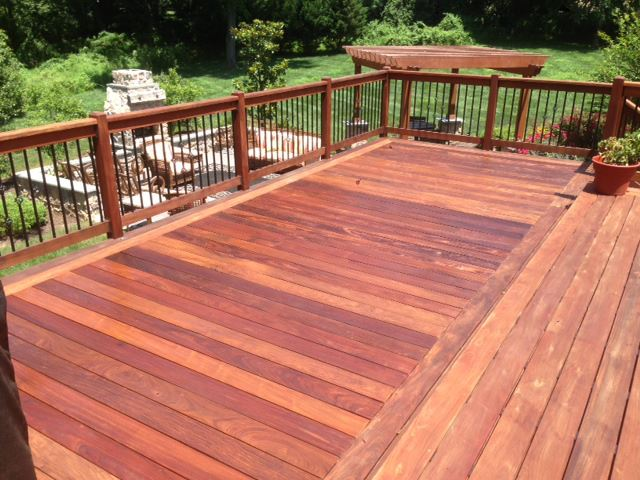 Deck Stains in West Chester, PA