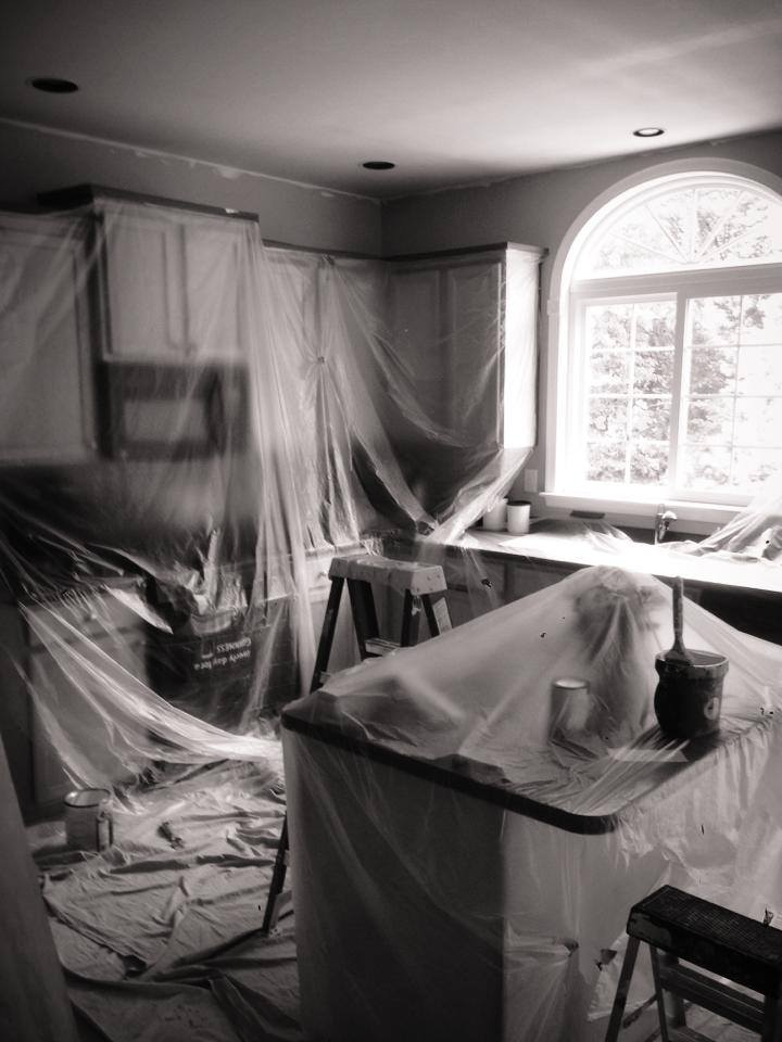 Interior Painting Surface Protection Downingtown, PA