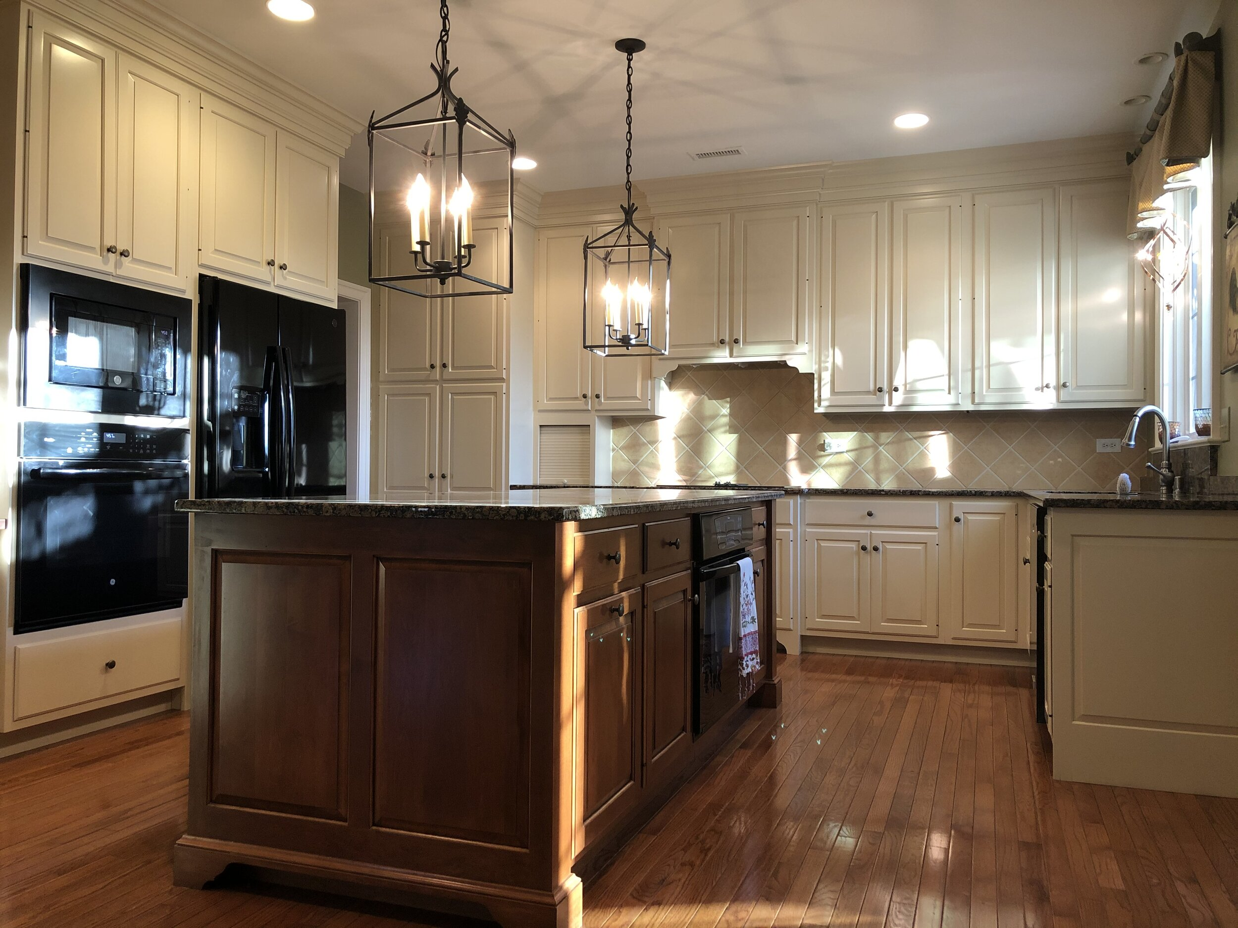 Kitchen Cabinet Refinishing Painting Interior And Exterior Residential Painting Services West Chester Pa Downingtown Pa Tcm Finishes