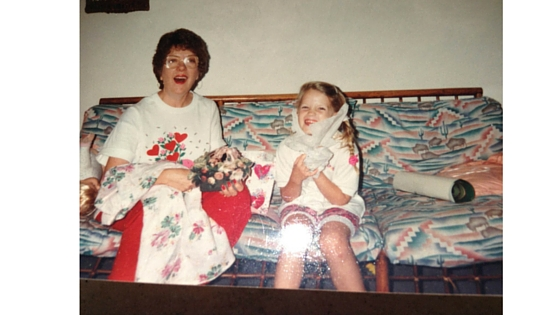 Me and Nana