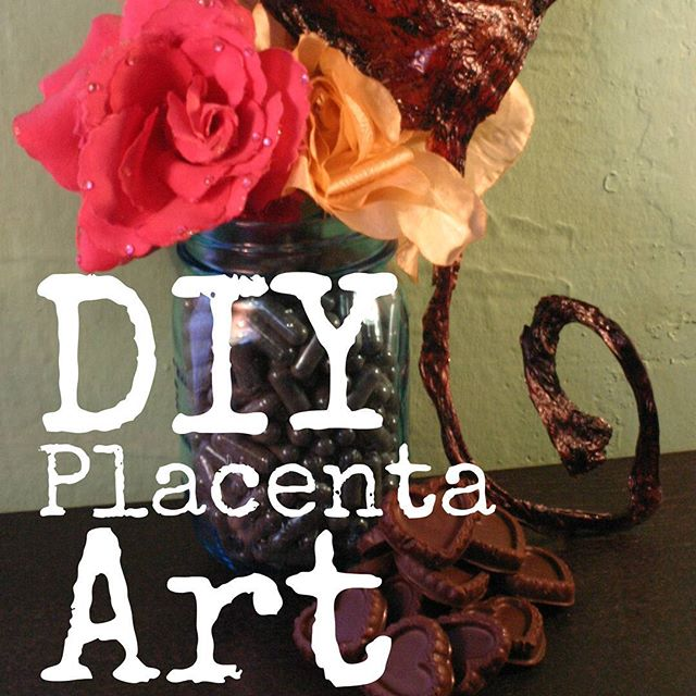 Now available in hard copy form! Check it out @ CockandCrow.com/books-1  #placenta #diy #book #ebook #amazon #art #postpartum #motherhood #organic #healthy #takebackpostpartum