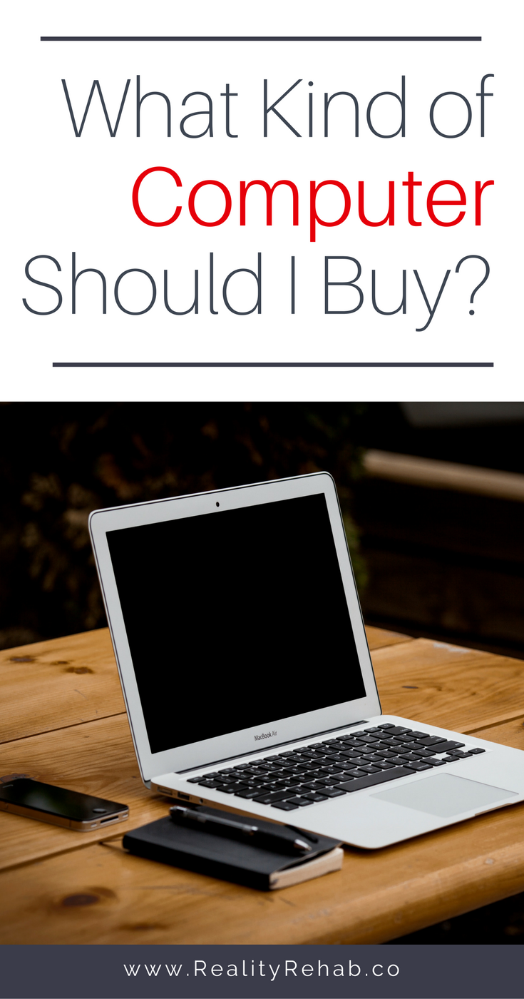 What Kind of Computer Should I Buy? | Cock & Crow Blog #computer #laptop #microsoft