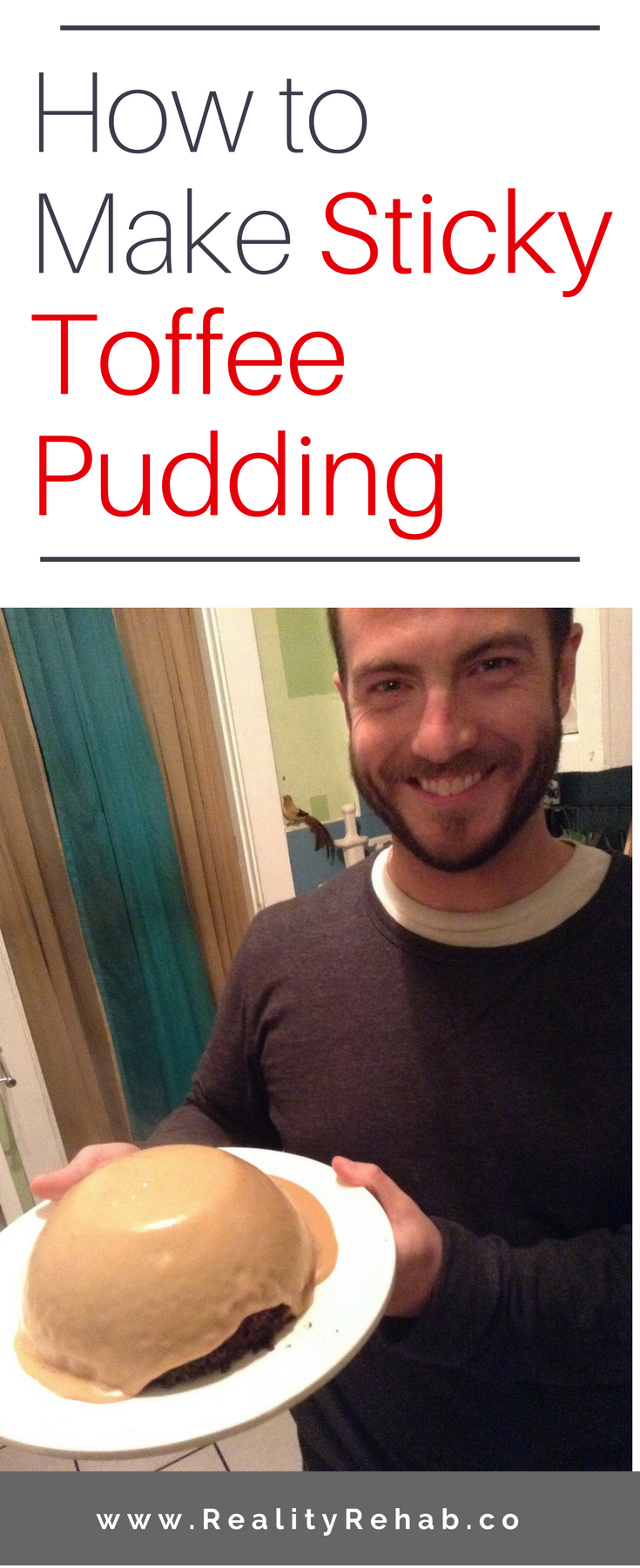 How to Make Sticky Toffee Pudding | Cock & Crow Blog #stickytoffeepudding #recipe #british