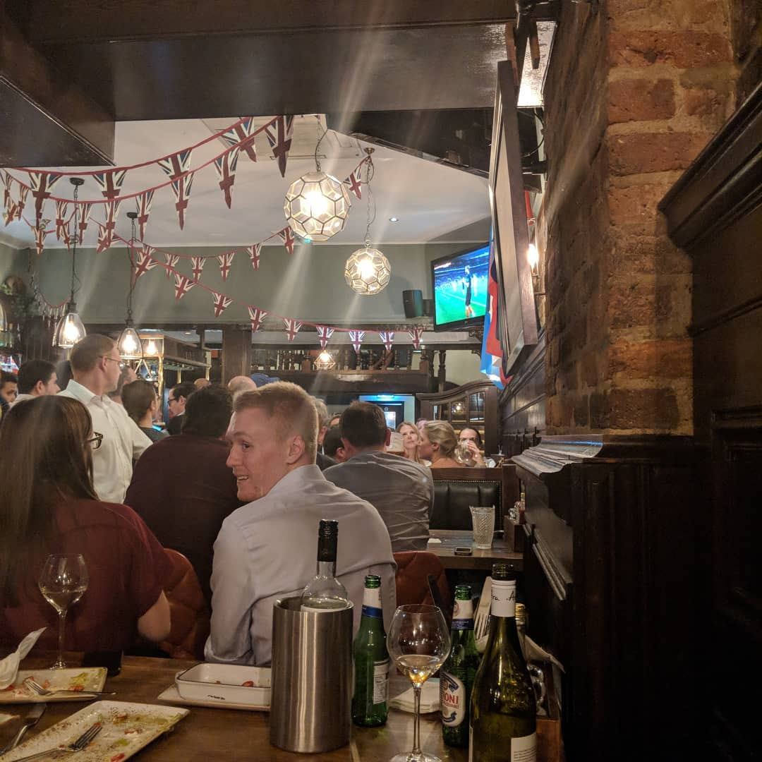 Ye Old Cock Tavern   London, England