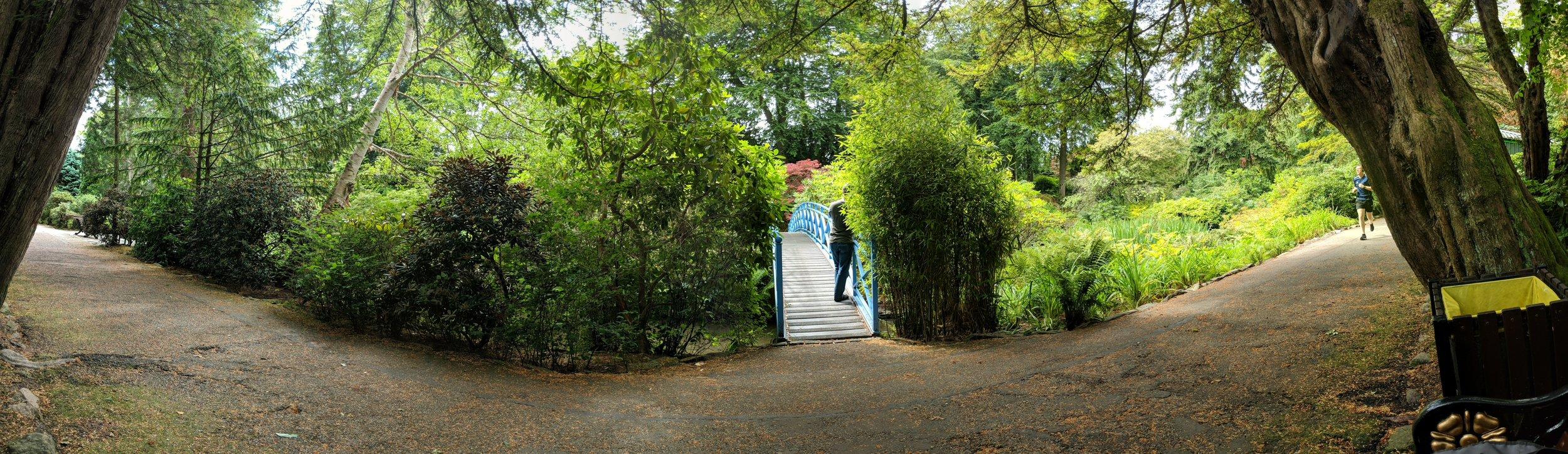 Johnstone Gardens Aberdeen Scotland
