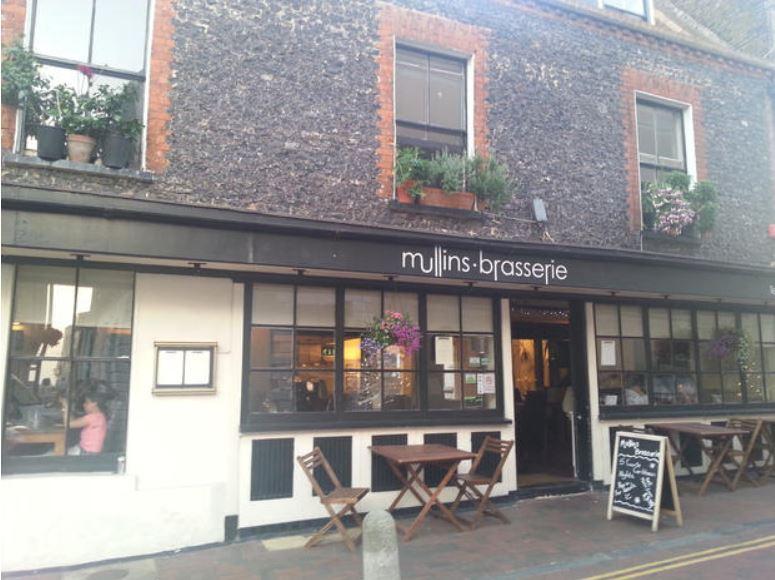 Mullins, Margate UK