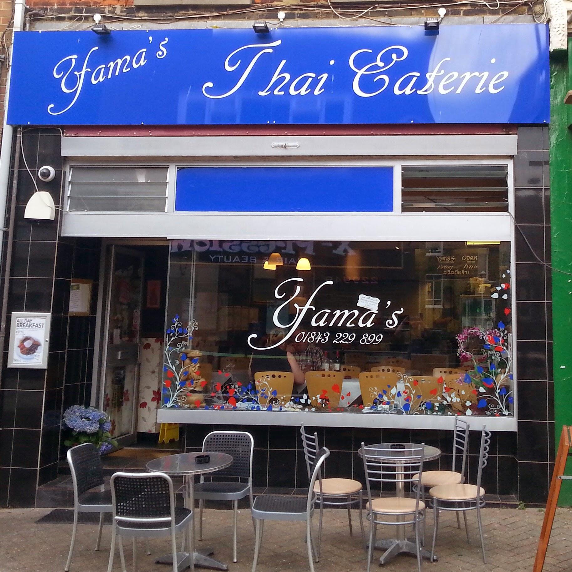 Yamas Thai, Margate UK