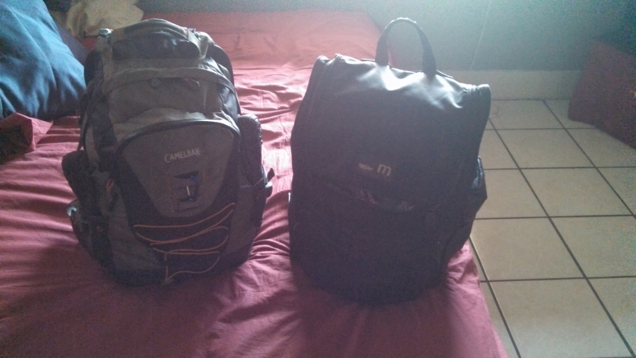bags for 12 weeks in Europe