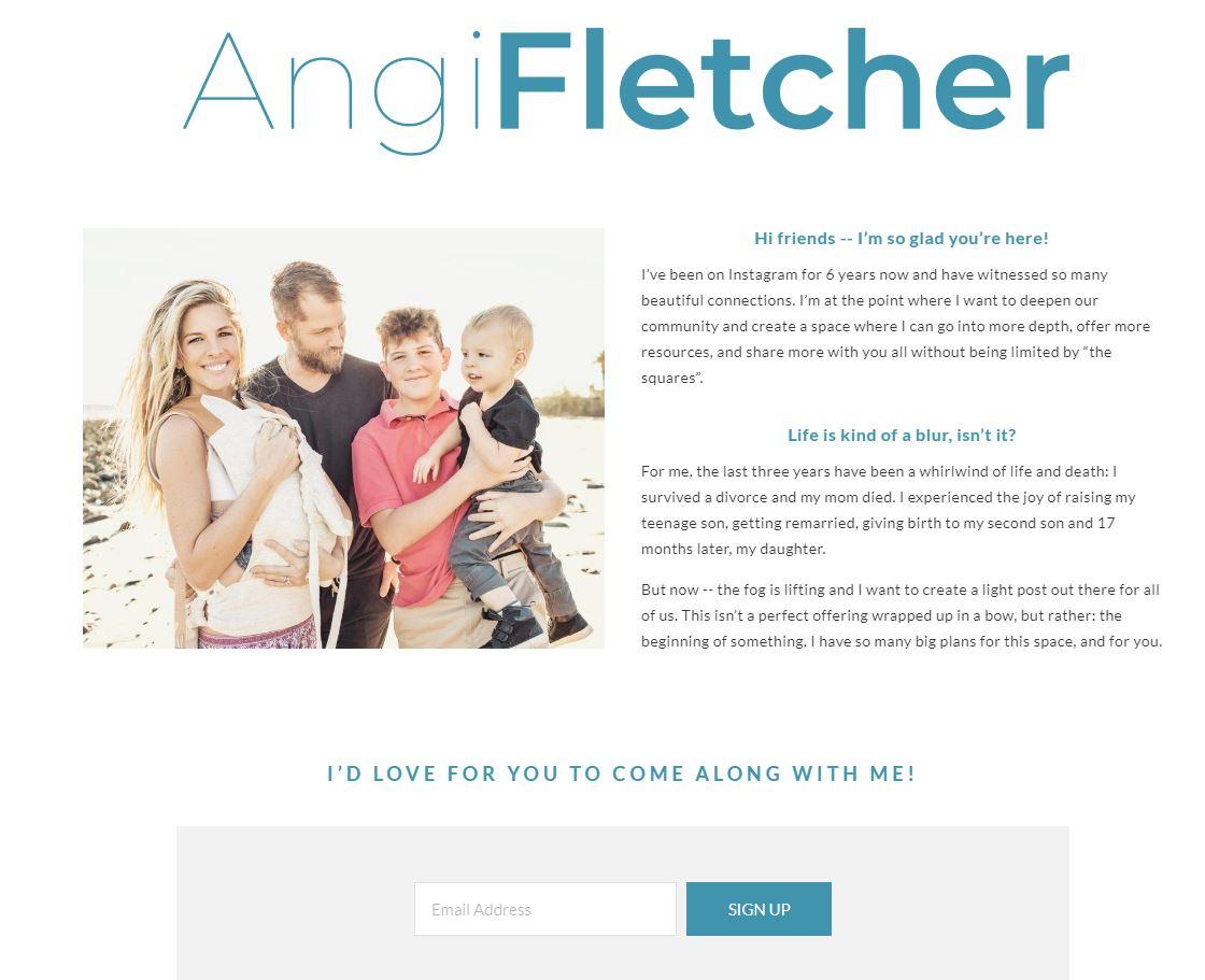 Angi Fletcher