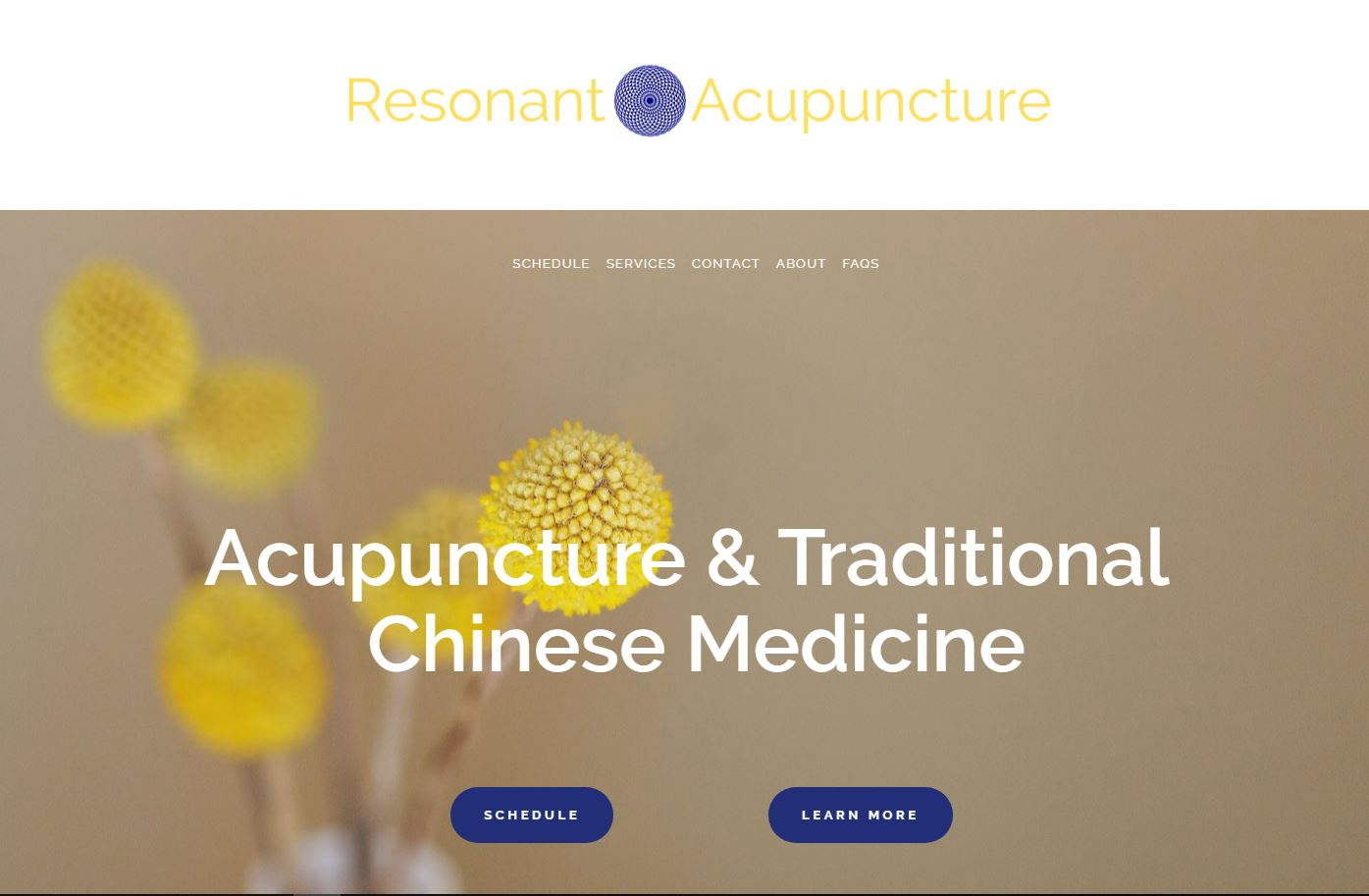 Resonant Acupuncture