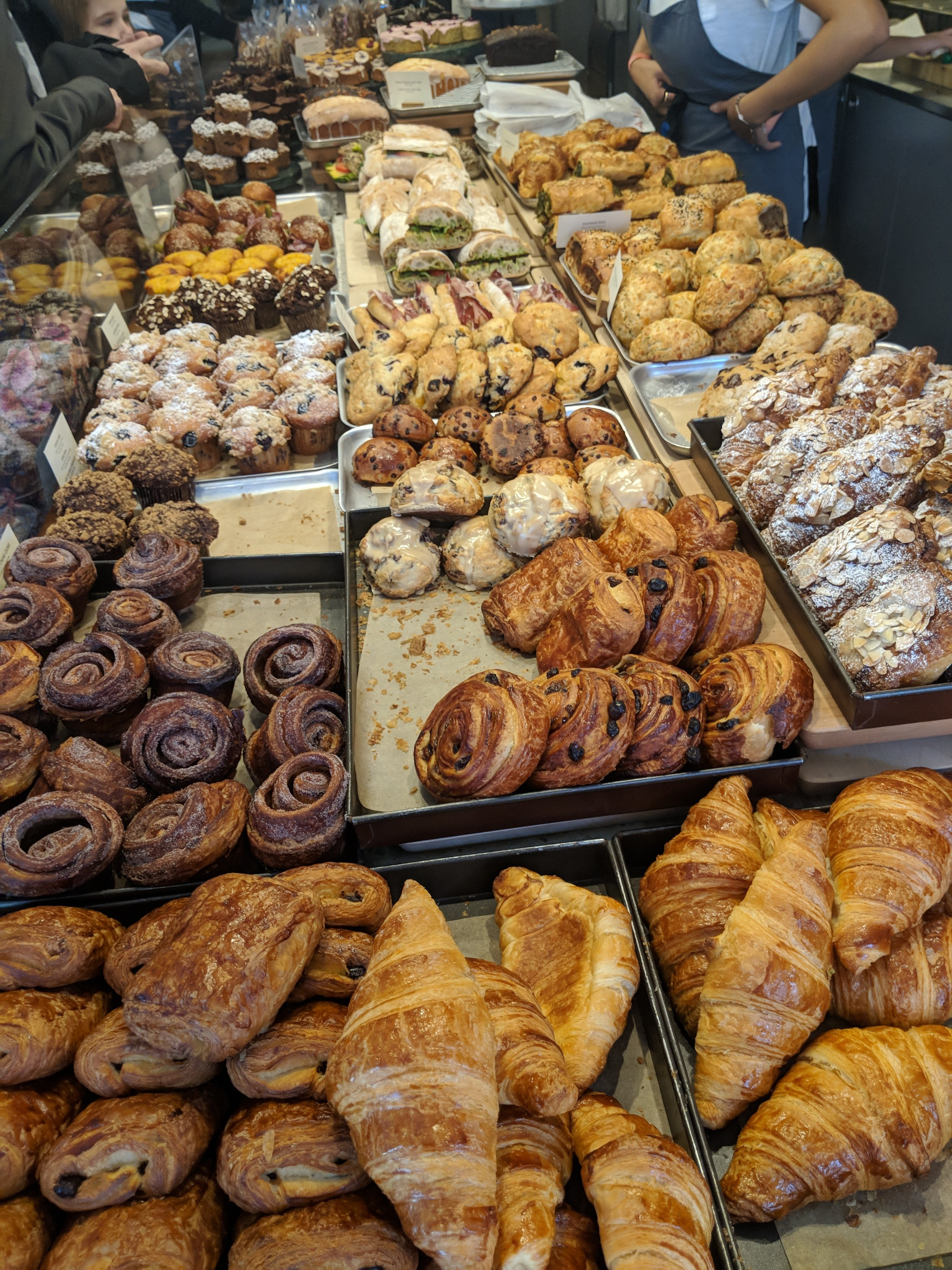 Gail's Bakery, London