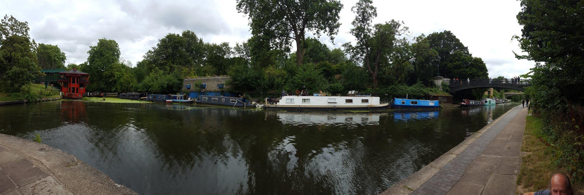Regent's Canal 2016