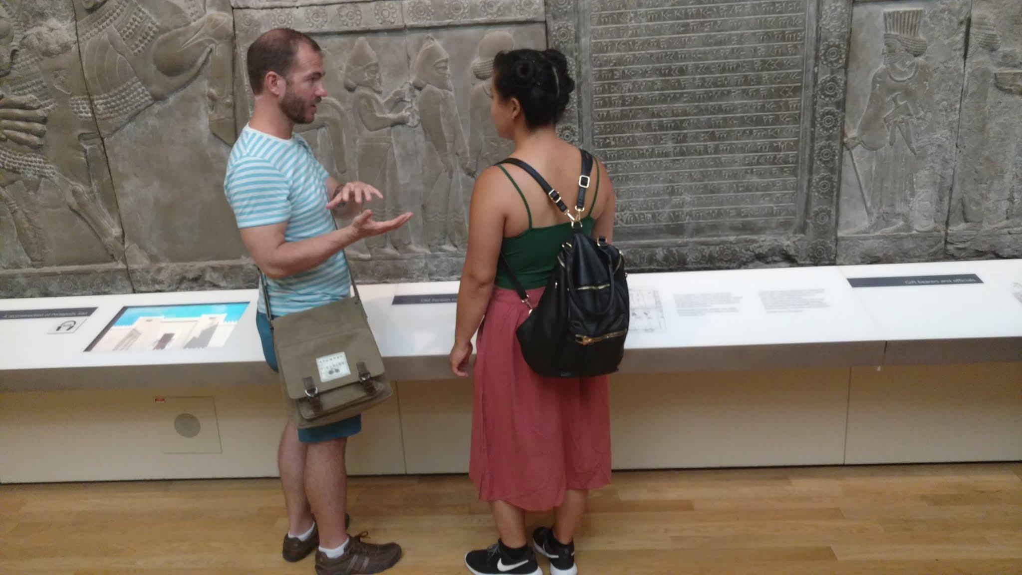 The British Museum 2016