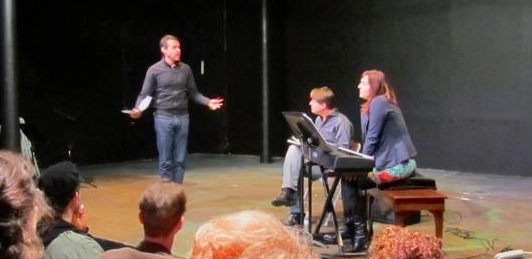 Andrew Lippa, Dramatists Guild Traveling Masters