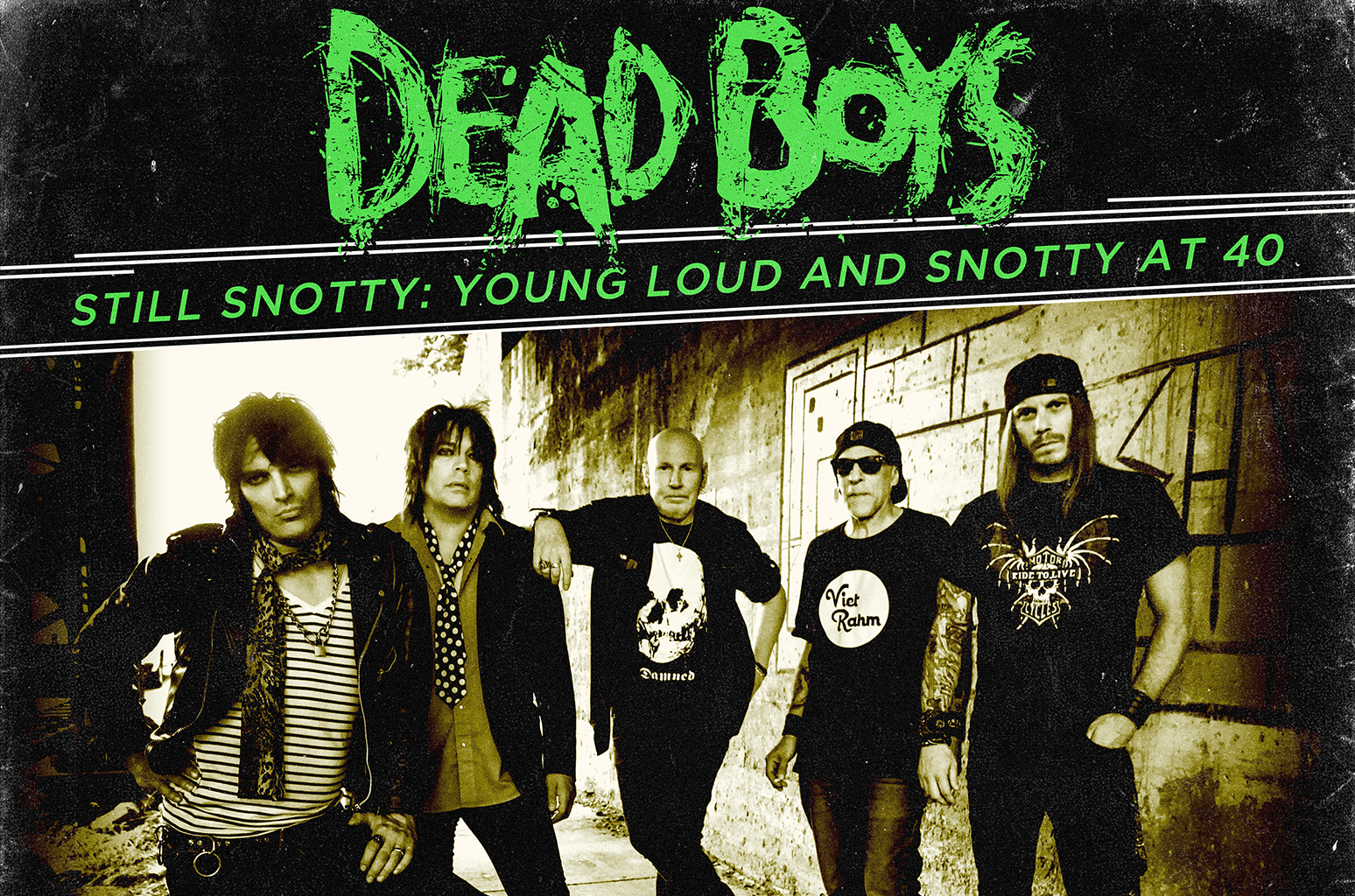 Monday March 19th  Motorbreath GVL  Presents:   Dead Boys   Waylon Thornton  & The Heavy Hands Marriage  Piss Test    at The Atlantic 15 N Main Street Downtown Gainesville Doors at 9pm $15   Buy Tickets