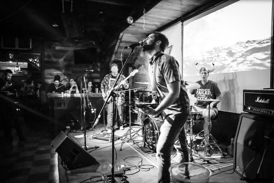 Thursday, January 31st   Mike Llerena & The Nerve   Dial Drive   Articles - gainesville    Doors at 8pm, show starts at 9! $5/$8-21 (18+ only)