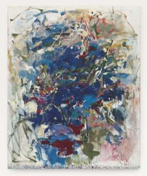 Untitled (1960)  sold at auction for $11.9 million in 2014, a record for a female artist.