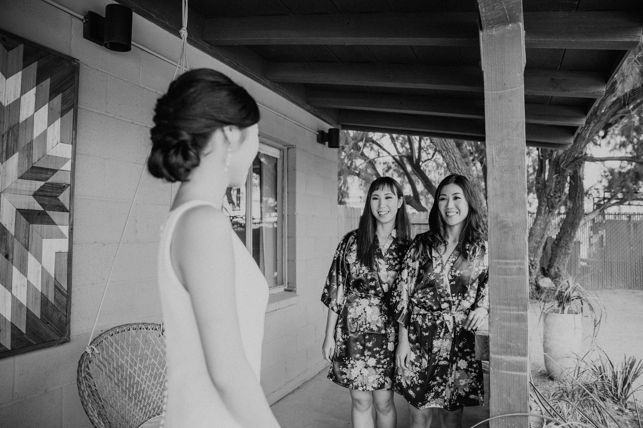 Mid Century Modern Palm Springs Wedding Lautner Compound May Iosotaluno Photography 9