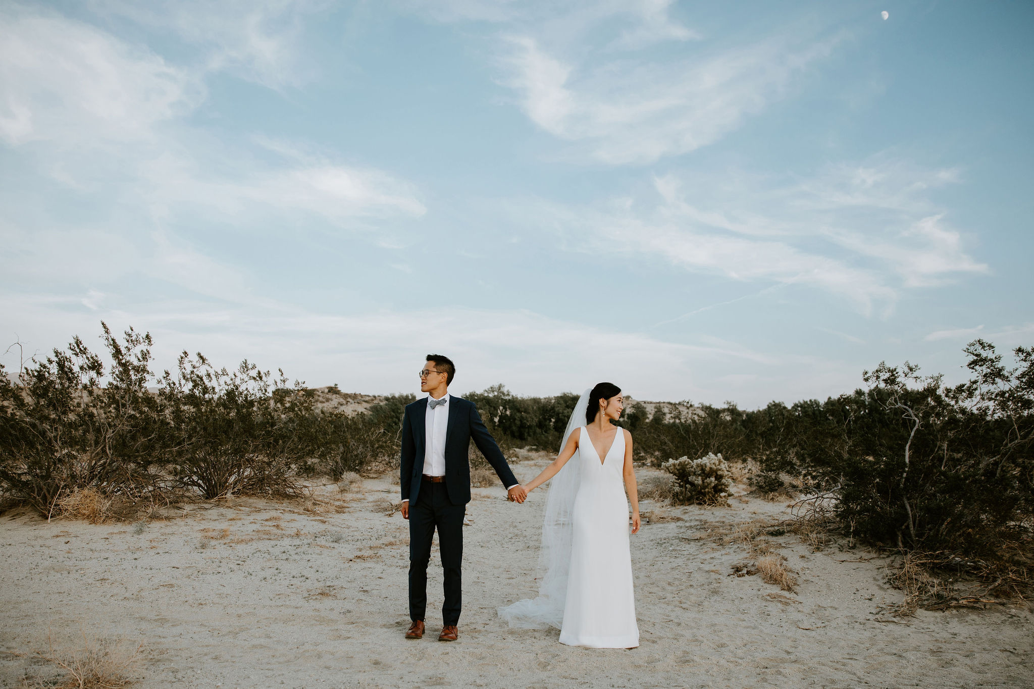Mid Century Modern Palm Springs Wedding Lautner Compound May Iosotaluno Photography 25