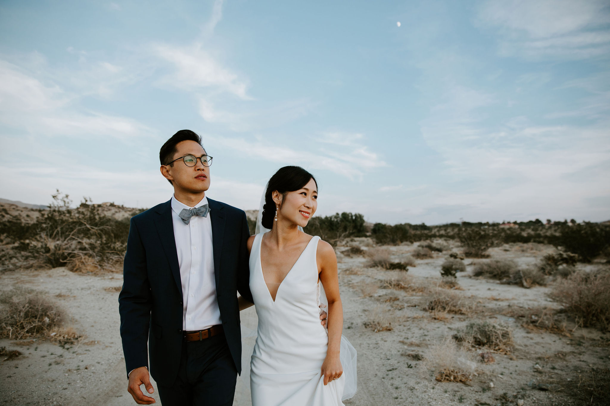 Mid Century Modern Palm Springs Wedding Lautner Compound May Iosotaluno Photography 27