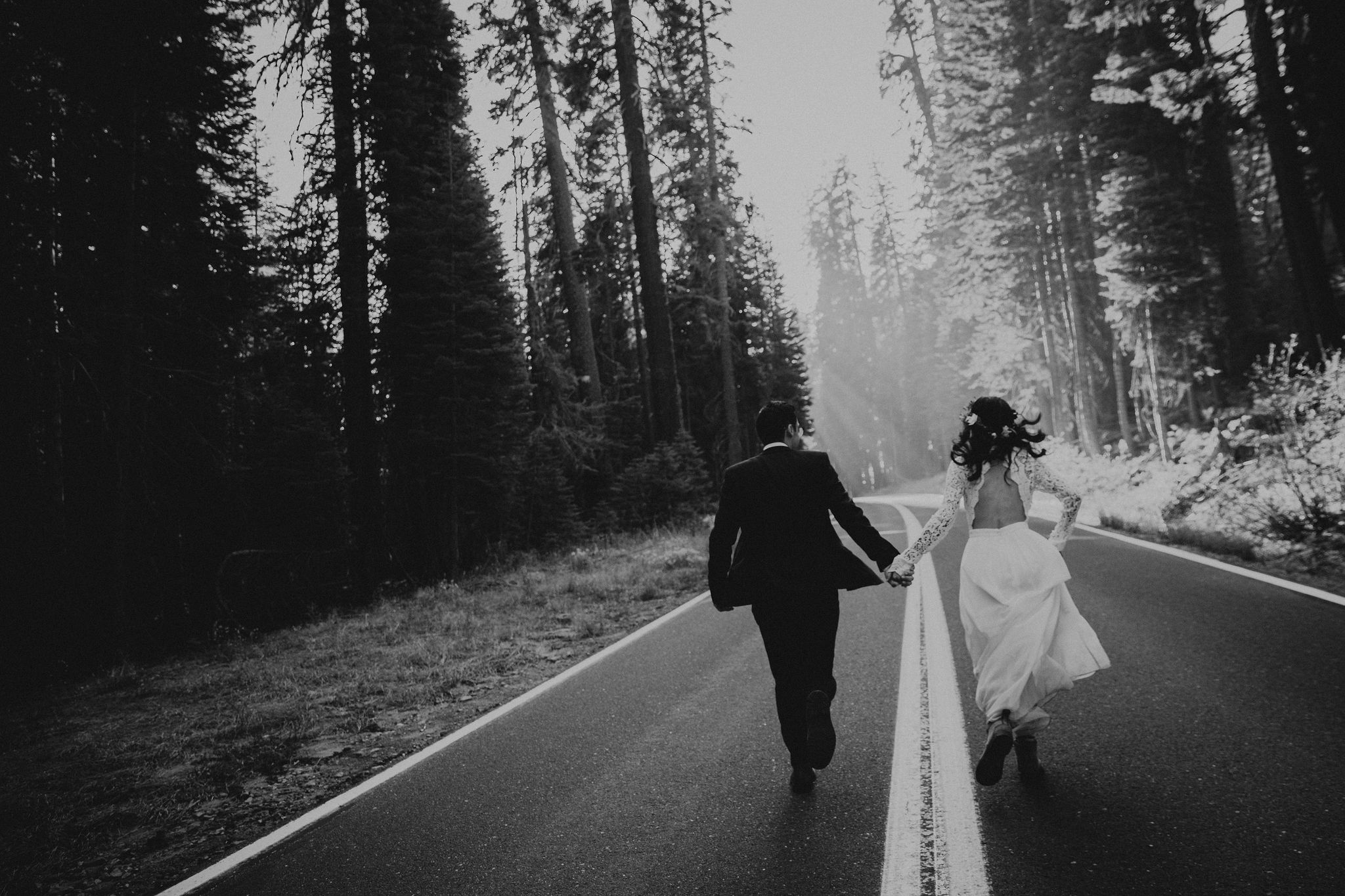 Yosemite National Park Elopement May Iosotaluno Photography