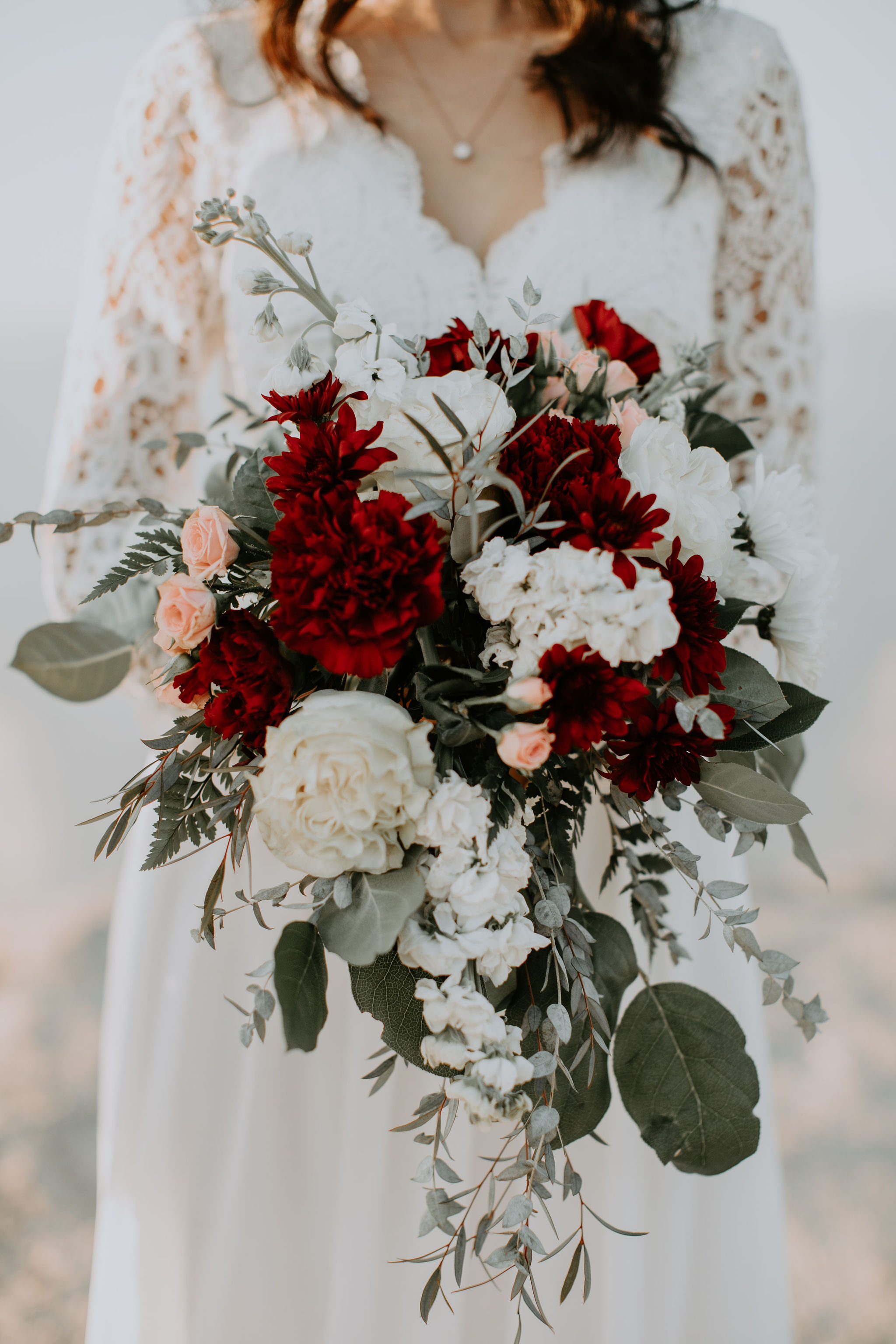 Yosemite National Park Elopement Flowers May Iosotaluno Photography