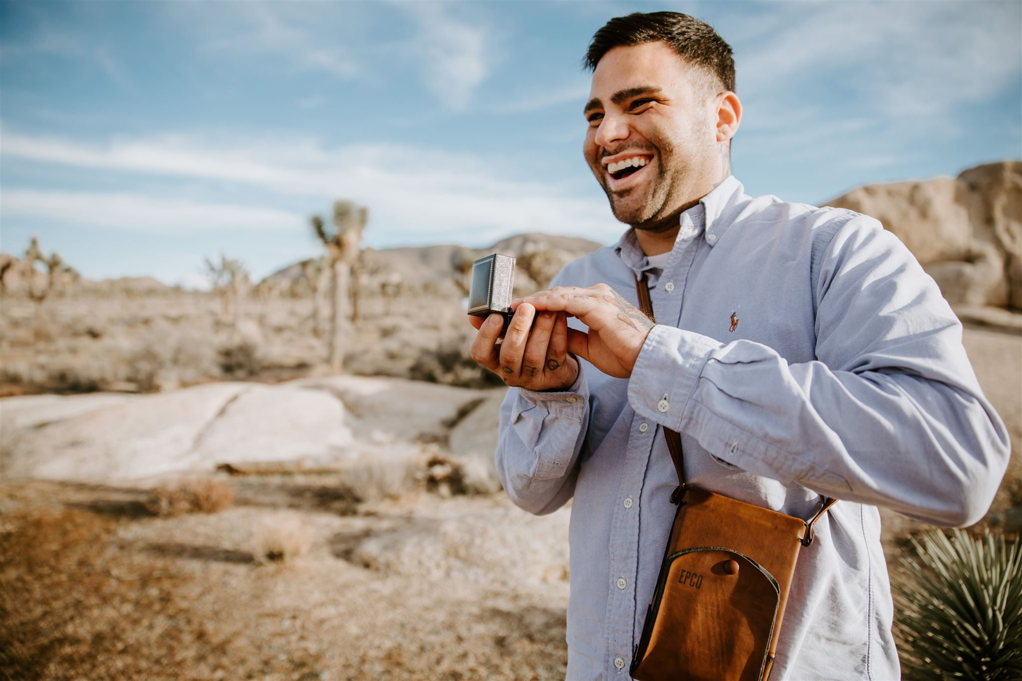 Joshua Tree CA Elopement Wedding  Photographer May Iosotaluno 43.jpg