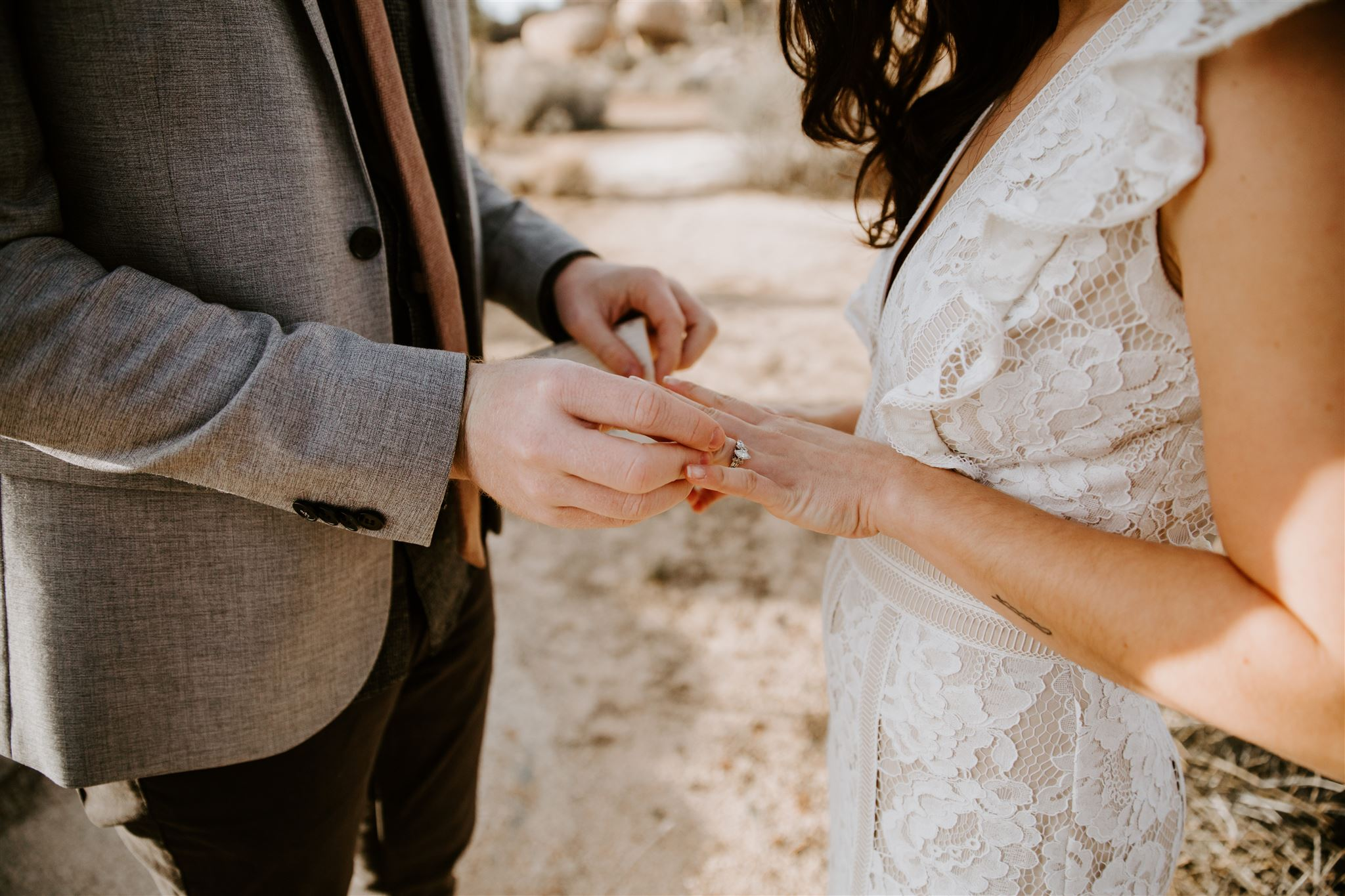 Joshua Tree CA Elopement Wedding  Photographer May Iosotaluno 44.jpg